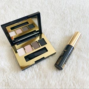 Brand New Estée Lauder Eyeshadow & Mascaras Set